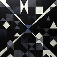 'Geometric' (2011) - Original Abstract Painting