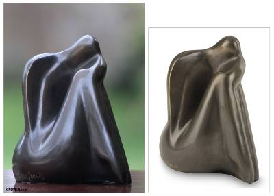 Bronze sculpture, Sensual II