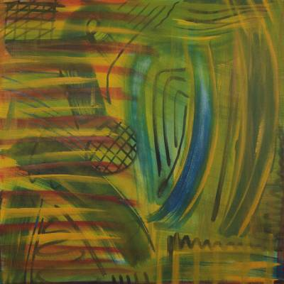 Brazilian Abstract Painting
