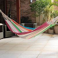 Cotton hammock Formosa Festa Double Brazil