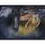 'Magic of the Forest' - Signed Surrealist Painting of a Horse from Brazil thumbail