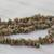 Unakite long beaded necklace, 'Rosy Sage' - Unakite Beaded Strand Long Necklace from Brazil (image 2b) thumbail