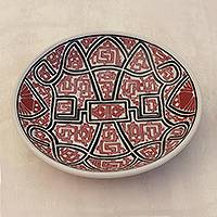 Ceramic centerpiece,