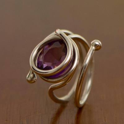 pure silver rings for womens