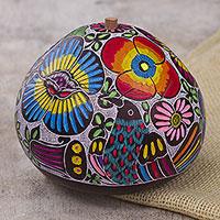 Gourd decorative box,