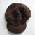 100% alpaca hat, 'Chocolate Cap' - 100% alpaca hat thumbail