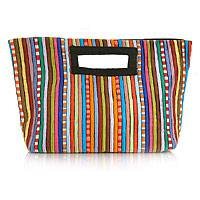Handbag, 'Rainbow Fashion' - Handbag