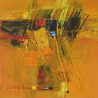 'A Drop of Gold Dew I' (2006)