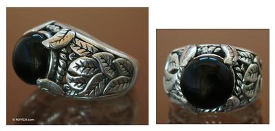 mens wide band titanium rings