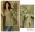 Cotton tunic, 'Olive Flirt' - Cotton tunic thumbail