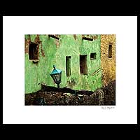 'Tunnel of Guanajuato' - Handcrafted Architectural Photography Print