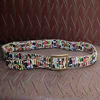 Belt, 'Color Fest' - Belt