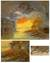 'Sunset IV' - Original Oil on Canvas Painting from Brazil (image 2) thumbail