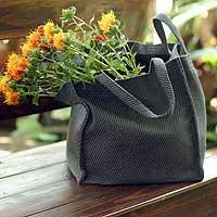 Cotton shopping bag,