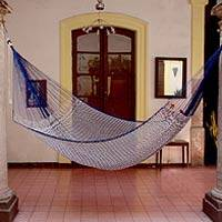 Hammock Ocean Waves double Mexico
