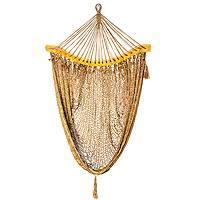 Maya hammock swing Bronze Sky Mexico