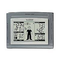 Wireless weather station, 'Be Prepared' - Battery Operated Family Wireless Weather Station
