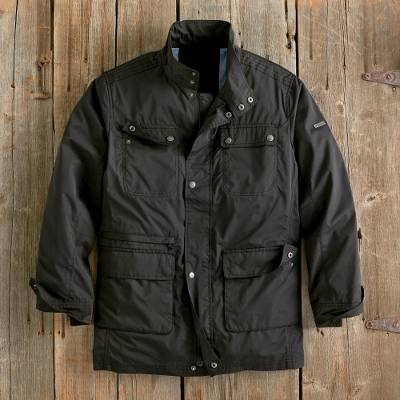 Men's travel jacket, 'Continental Divide' - Continental Travel Jacket