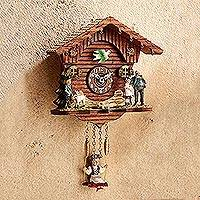 Featured review for Mini cuckoo clock, Black Forest Swing