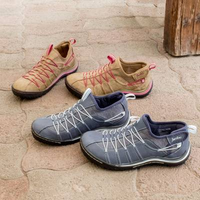 Travel comfort shoes, 'Free Spirit' - Lightweight Spirit Travel Shoes