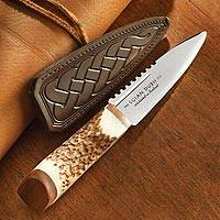Scottish ornamental knife, 'Sgian Dubh' - Scottish Sgian Dubh