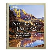 'The National Parks' - National Geographic Book 'The National Parks'
