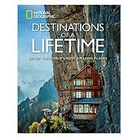 'Destinations of a Lifetime' - National Geographic Book 'Destinations of a Lifetime'