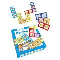 Game, 'UNICEF Domino Game' - UNICEF Dominoes Game Set