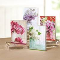 UNICEF everyday cards, 'Garden Bouquets' (set of 12) - Garden Bouquets UNICEF Everyday Blank Cards (set of 12)