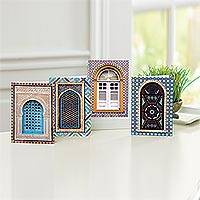 UNICEF everyday cards, 'Moorish Mystique' (set of 12) - Moorish Mystique UNICEF Everyday Cards (set of 12)