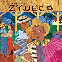 Audio CD, 'Zydeco' - Putumayo World Music Zydeco CD