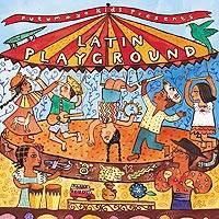 Audio CD, 'Latin Playground' - Putumayo Children's Latin Playground Music CD