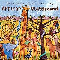 Audio CD, 'African Playground' - Putumayo African Playground Kid's Music CD