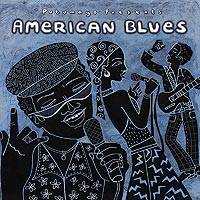 Audio CD, 'American Blues' - Putumayo American Blues Music CD