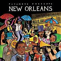 Audio CD, 'New Orleans' - Putumayo World Music New Orleans CD