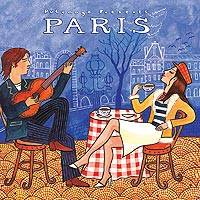 Audio CD, 'Paris' - Putumayo Paris World Music Audio CD