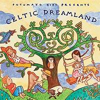 Audio CD, 'Celtic Dreamland' - Putumayo Audio CD of Soothing Celtic Music