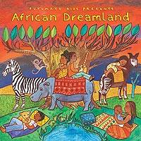Audio CD, 'African Dreamland' - Putumayo Audio CD African Dreamland