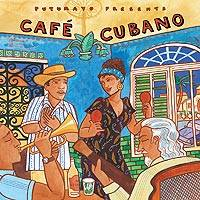 Audio CD, 'Café Cubano' - Putumayo Cuban Music CD