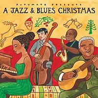 Audio CD, 'A Jazz & Blues Christmas' - Putumayo Christmas Music CD of Jazz & Blues