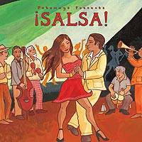Audio CD, 'Salsa' - Putumayo Audio CD of Salsa Music