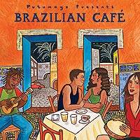 Audio CD, 'Brazilian Café' - Putumayo Brazilian Music CD