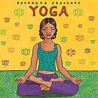 Audio CD, 'Yoga' - Putumayo Yoga Music CD