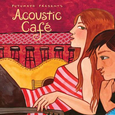 Audio CD, 'Acoustic Café' - Putumayo Acoustic Music CD