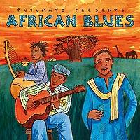 Audio CD, 'African Blues' - Putumayo African Blues Music CD