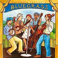 Audio CD, 'Bluegrass' - Putumayo World Music Bluegrass CD