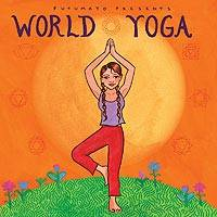 Audio CD, 'World Yoga' - Putumayo World Yoga Music CD