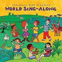 Audio CD, 'World Sing Along' - Putumayo World Sing Along CD