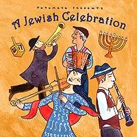 Audio CD, 'A Jewish Celebration' - Putumayo Jewish Celebration World Music CD