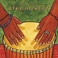 Audio CD, 'African Beat' - Putumayo African Beat Music CD